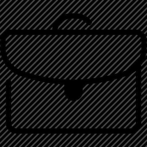 bag, case, office, work, work bag icon