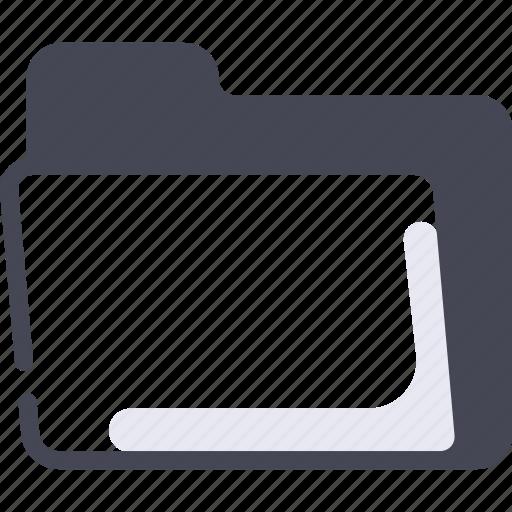 document, file, folder, office, work icon