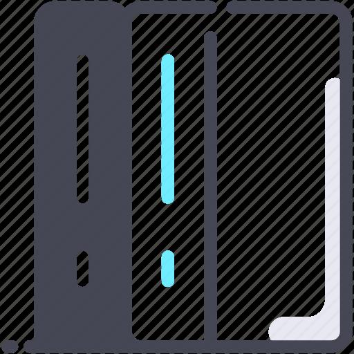 data, document, file, folder, office icon