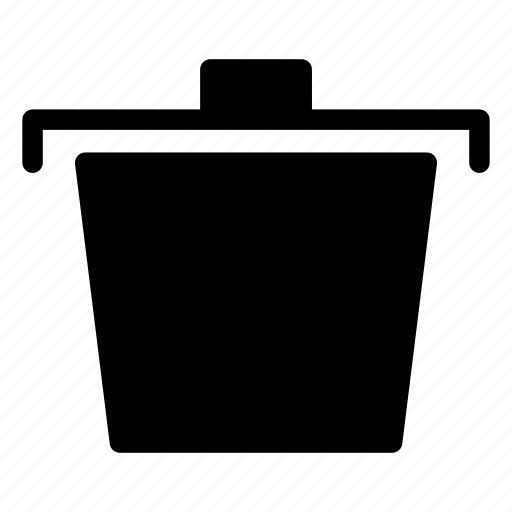 equipment, garbage, office, tools icon