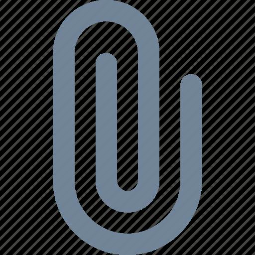 clip, line, office icon