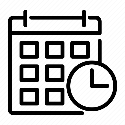 calendar, date, event, office, schedule, time icon