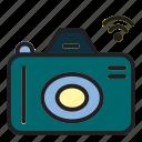 camera, internet, of, thing