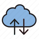 cloud, internet, of, storage, thing