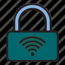 internet, lock, of, smart, thing