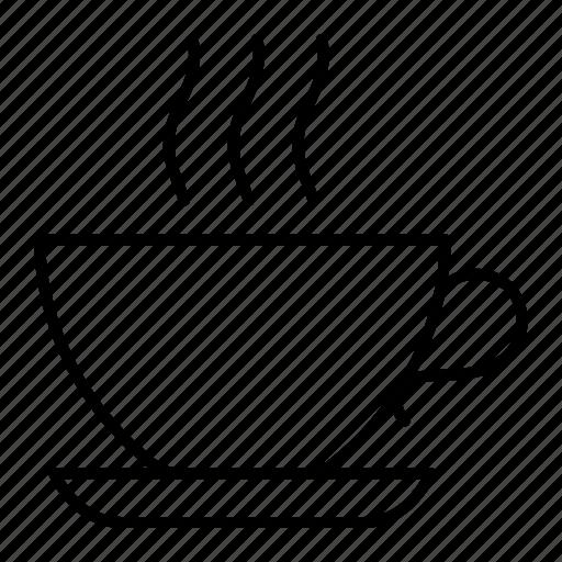 beverage, break, coffee, lunch, tea icon
