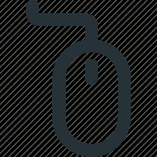click, computer, desk, device, mouse icon