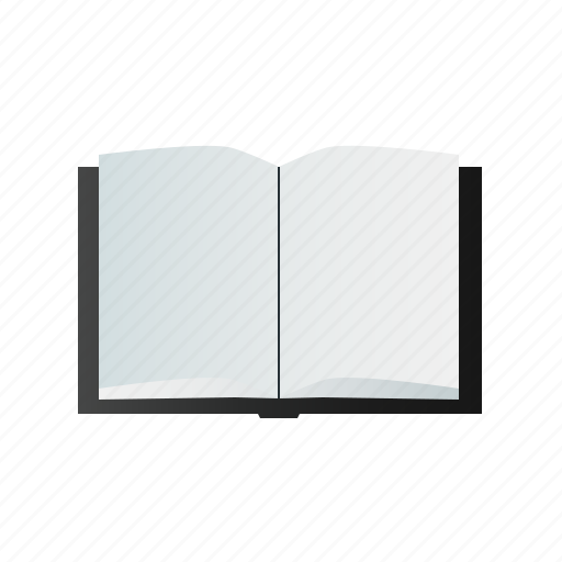 book, empty icon