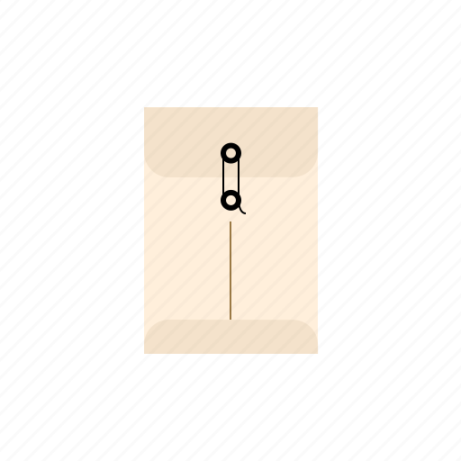 envelope, string, with icon