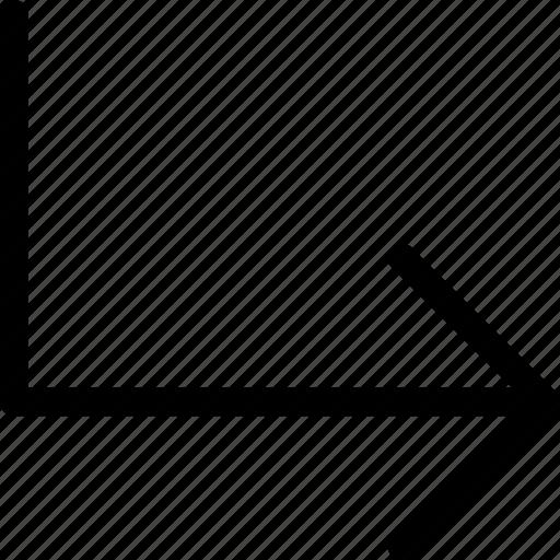 arrow, forward, next, re, redirect, right icon