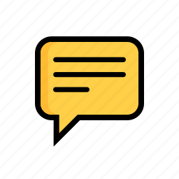 balloon, chat, chatting, comment, monologue, speech, talk icon