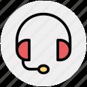 contact, device, earphone, head phone, headphone, sound icon