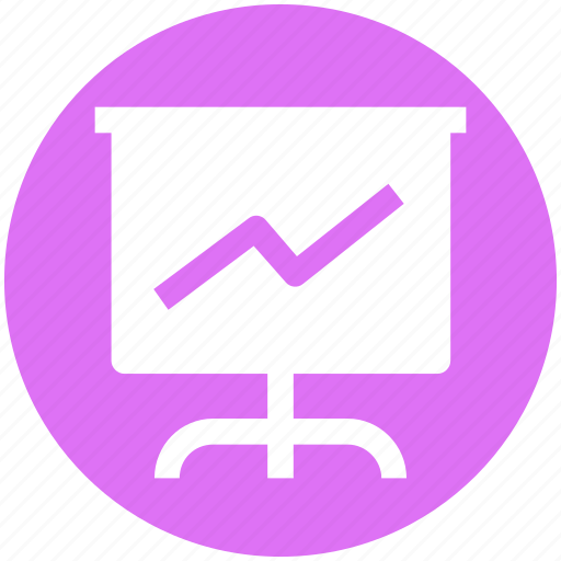 analysis, board, business, chart, graph, report icon