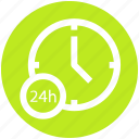 clock, date, day and night, support, time, watch icon