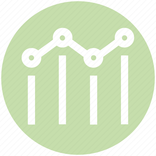 analysis, business, chart, diagram, graph, pie icon