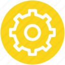 cog, cogwheel, engine, gear, gearwheel, setting icon