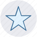 bookmark, favorite, favorites, like, star icon