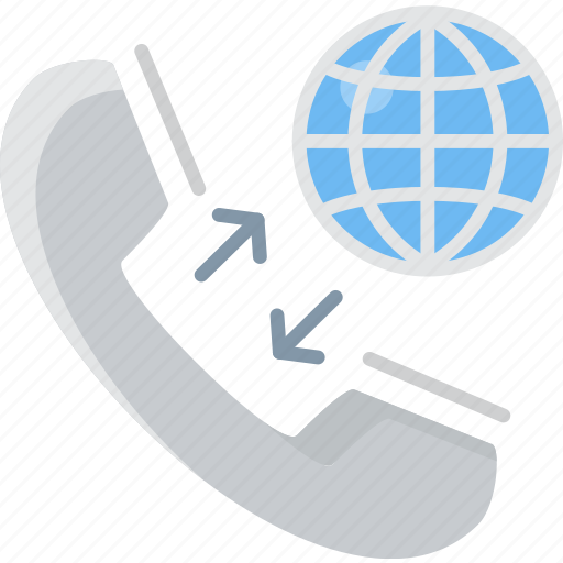 call, contact, customer, help, international, service, support icon