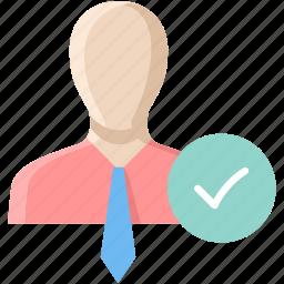 account, buyer, customer, employee, profile, selected, user icon
