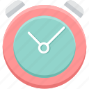 alarm, alert, attention, bell, danger, schedule, time icon