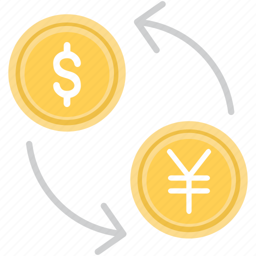 cash, convert, currency, language, money, transfer, translate icon