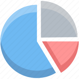 analysis, business, chart, diagram, pie, report, statistics icon