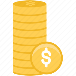 buy, cash, coin, coins, currency, dollar, payment icon