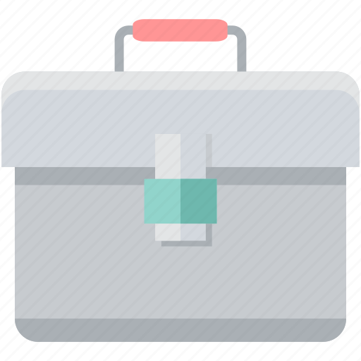 bag, briefcase, business, office, official, portfolio, travel icon