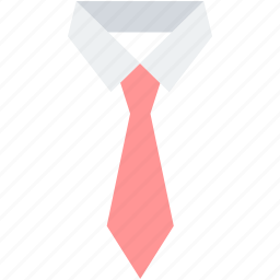 business, cloth, clothes, fashion, formal, office, tie icon