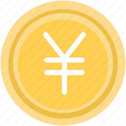 business, cash, currency, finance, money, payment, yen icon