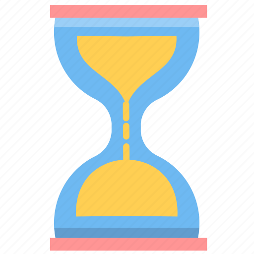 hour, hourglass, sand, sandglass, schedule, time, wait icon