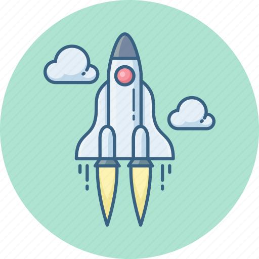 business, launch icon