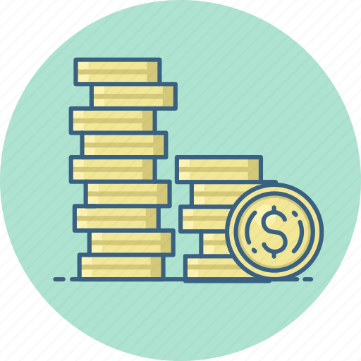 cash, currency, dollar, growth, invest, money icon