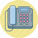 caller id, landline, phone, telephone icon