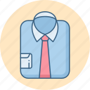 formal, man, shirt icon