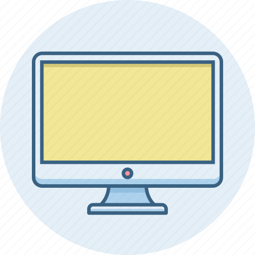 Computer, screen icon - Download on Iconfinder on Iconfinder