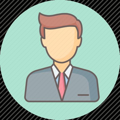 employee, male, man icon