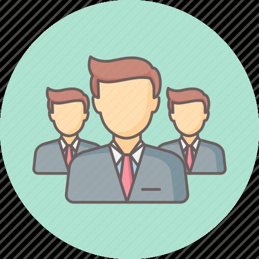 lead, management, team icon