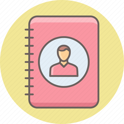 business, contact, dashboard, register, username icon