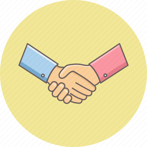agreement, cooperation, deal, handshake, partnership, shakehand icon