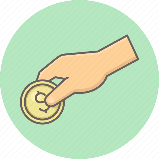 bank, coins, finance, guardar, invest, money, save, savings icon