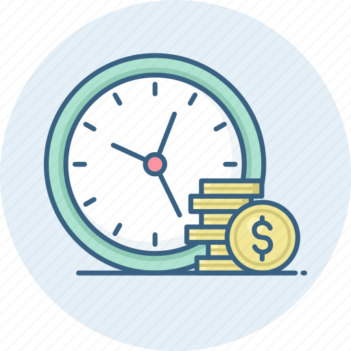 guardar, money, save, saving, savings, time, timer icon