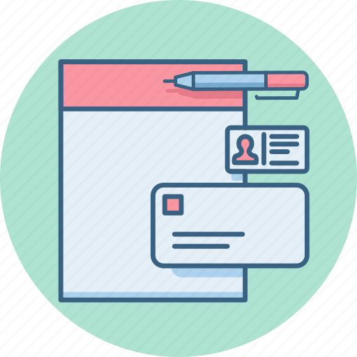 details, document, edit, note, write icon