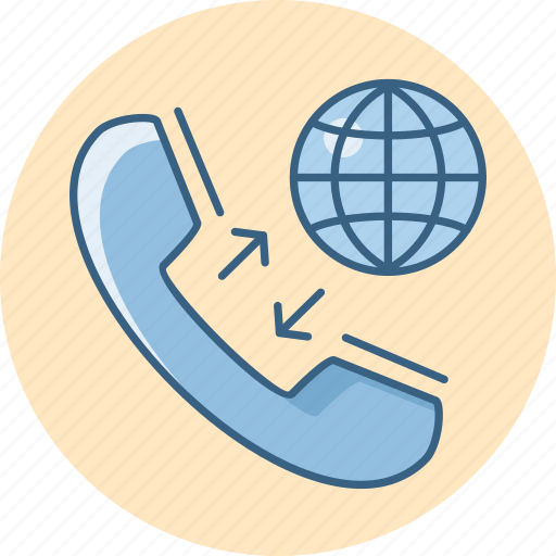 abroad, call, contact us, hotline, phone, support icon