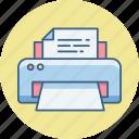 print, printer, printing