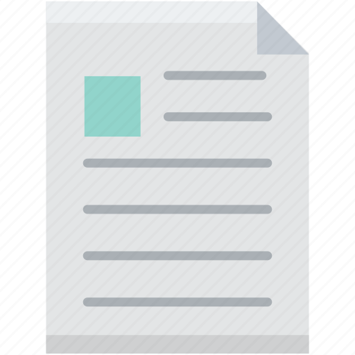document, file, note, page, paper, sheet, text sheet icon