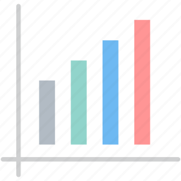 analysis, business, chart, graph, line, report icon