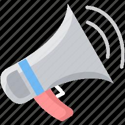 audio, loudspeaker, multimedia, music, sound, speaker, volume icon