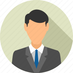avatar, boss, employee, manager, person, profile, user icon