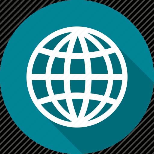 brower, business, global, globe, international, web, world icon